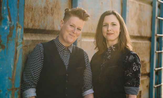 O'Hooley & Tidow at Bristol Folk Festival