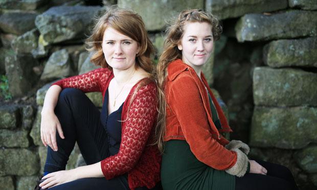 Rheingans Sisters at Bristol Folk Festival